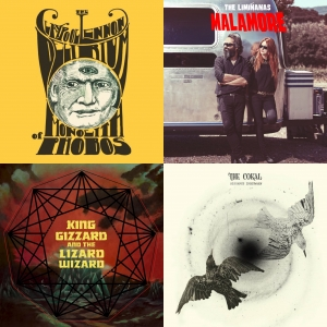 the coral albums