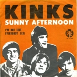 Kinks sunday afternoon
