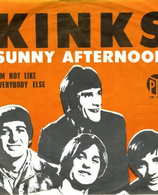Kinks sunday afternoon