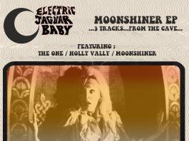 Electric jaguar baby moonshiner ep