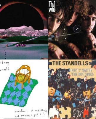 Rock playlist mix album