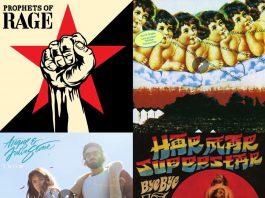 Playlist RocknMIX week rock selection
