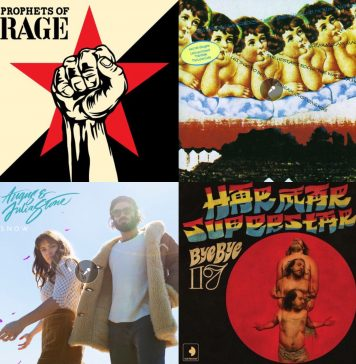 Playlist RocknMIX week rock selection