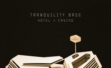 Arctic Monkeys rock tranquility base hotel casino cover album chronique
