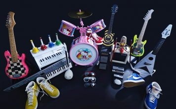 Wackids nike blazer jouet toys rock
