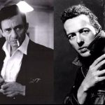Johnny cash joe strummer bob marley redemption song