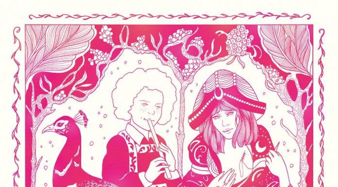 Melody's Echo Chamber Bon voyage rock cover